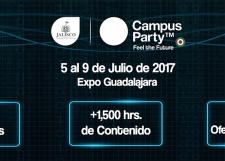 Del 5 al 9 de julio se realizará la octava edición de Campus Party en Expo Guadalajara; destaca la ponencia de Stan Lee, creador de Spider-Man