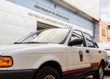 Boletín 264: Instala la Secretaría de Movilidad volanta en el SEMS