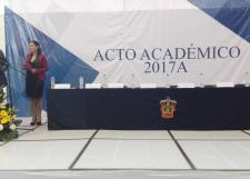 Acto academico 2017A